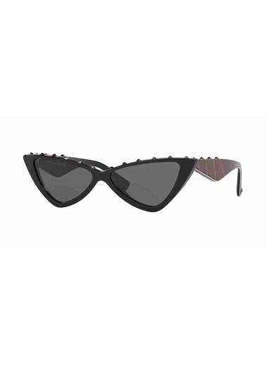 Valentino Valentino 4064 500187 55 Ekartman Kadın Güneş Gözlüğü Siyah